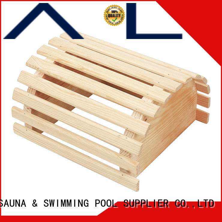 ALPHA compact sauna light cover manufacturer for outdoor