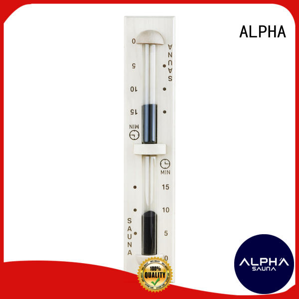 ALPHA free standing sandtimer wholesale for hotel