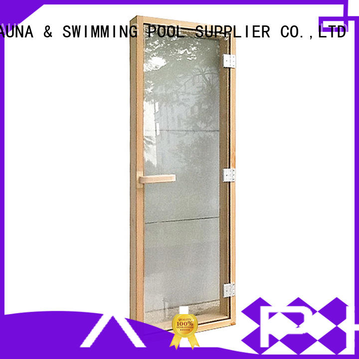 ALPHA stainless steel cheap sauna doors wholesale for hotel