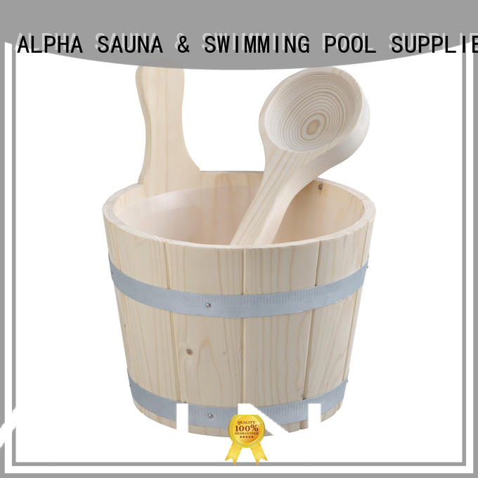 branded sauna accessories aluminium factory for household