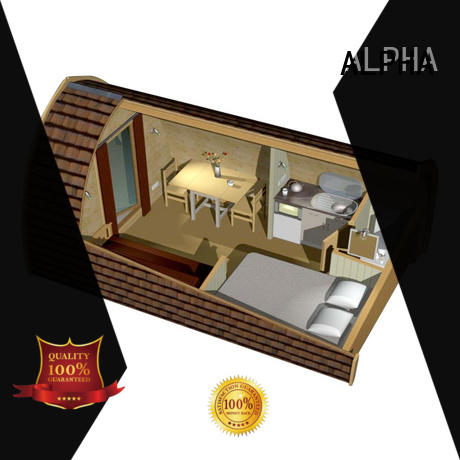 ALPHA house camping house series for villa