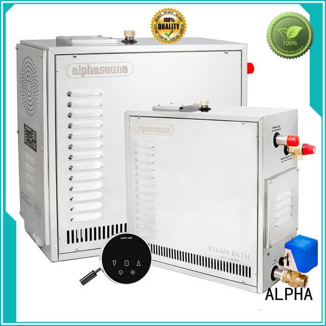 heavy sauna equipment bath wholesale for villa