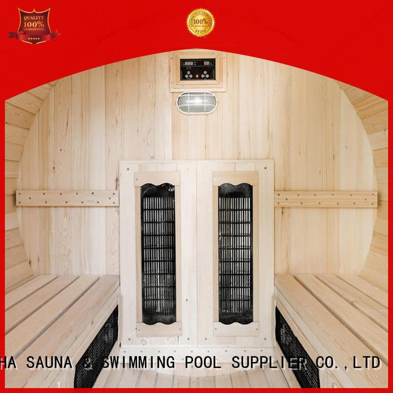 Wholesale outdoor sauna Suppliers