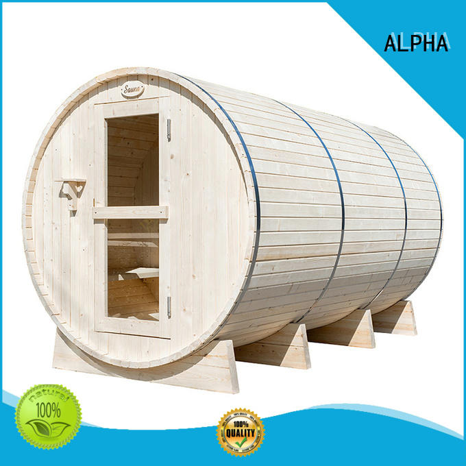 electricalpine saunaoutdoor with good price for cabin