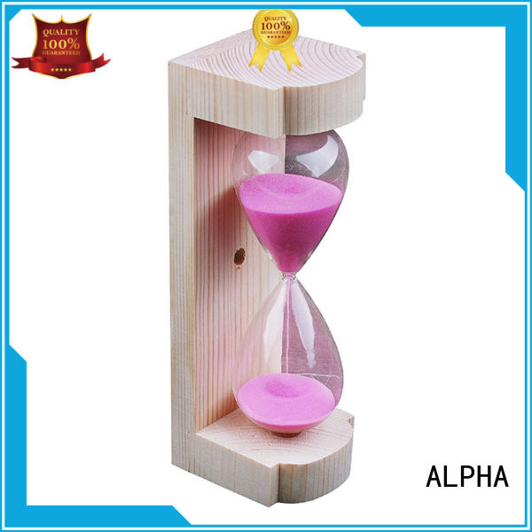 white sand timer in sauna 15 for bathroom ALPHA
