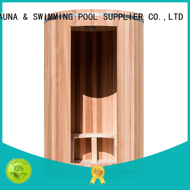 quality indoor steam sauna wallcustomized for household