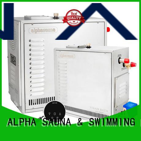 ALPHA conversation sauna machine wholesale for household