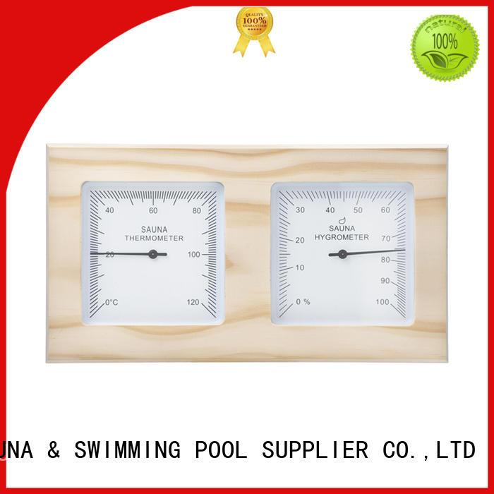 Best sauna hygrometer Supply