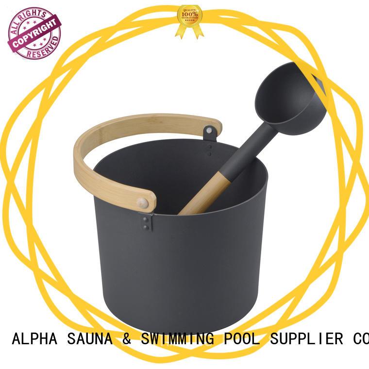 ALPHA outdoor sauna company