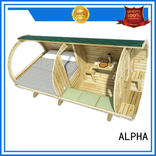 camping house size personalized for garden